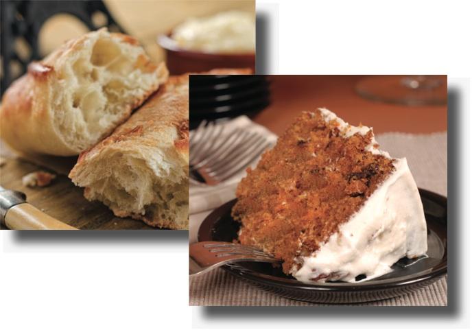 Cake & Bread