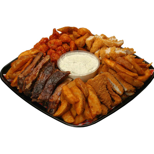 Hot Party Platter