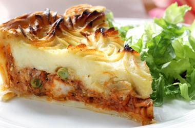 Rotisserie Shepherd's Pie