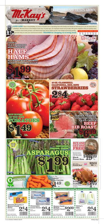 McKay's Markets - Weekly Specials