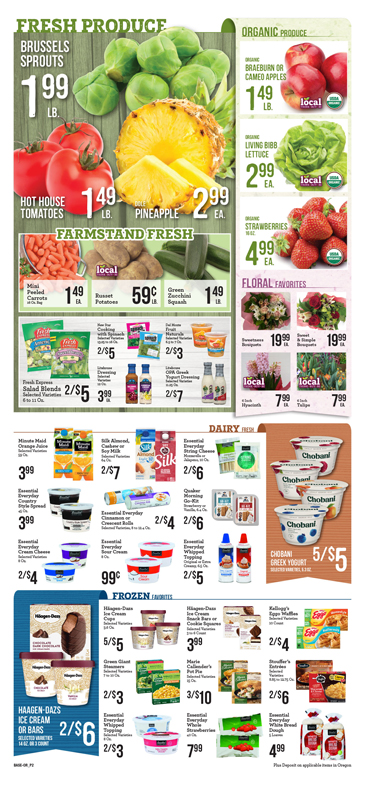 Terrebonne Thriftway - Weekly Specials - Page 2 02/12/2019