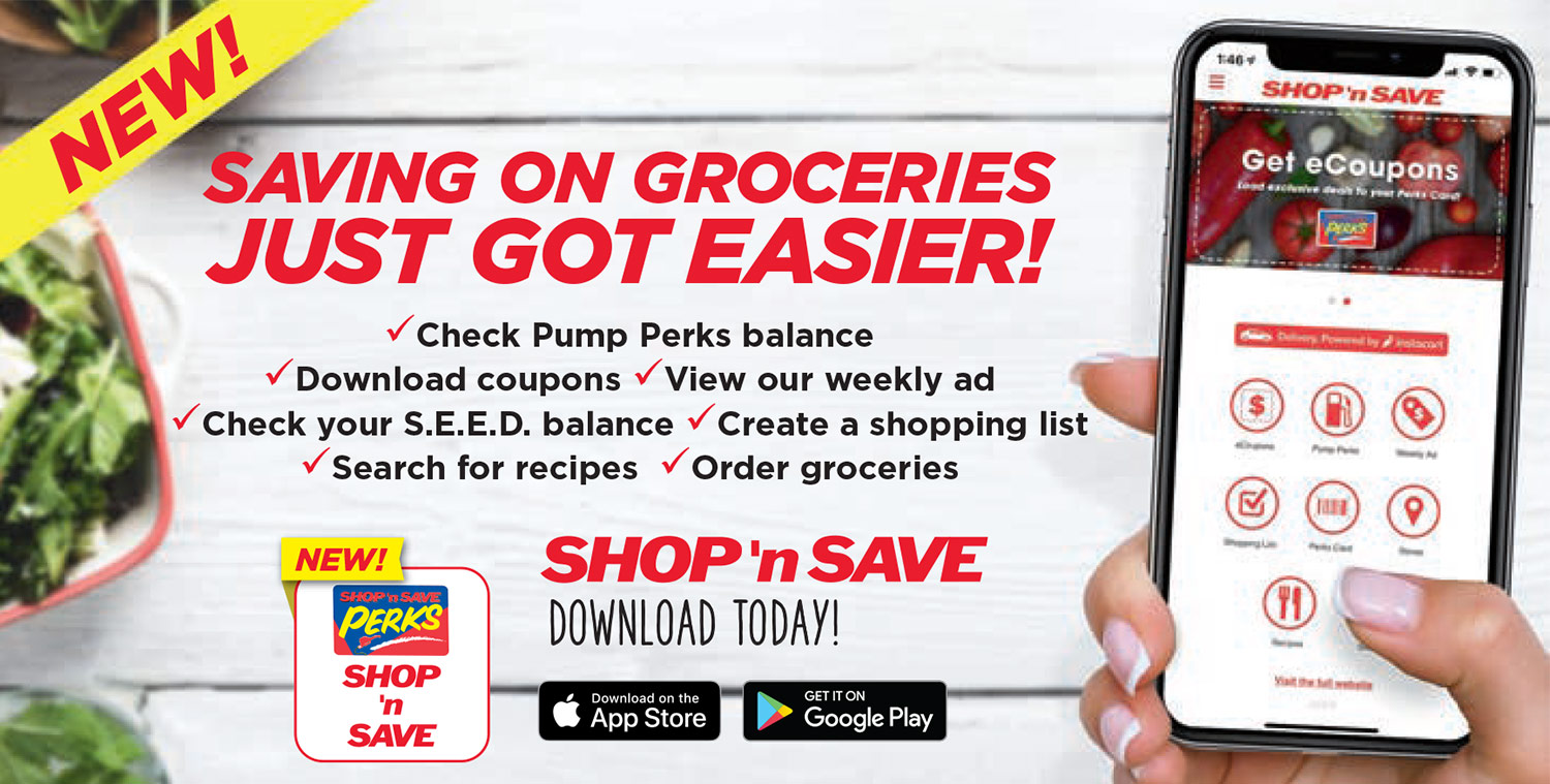 SHOP 'n SAVE - Weekly Specials Page 1