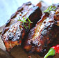 Picture of California Fresh Market BBQ Maui Style Ribs