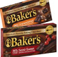Picture of Baker's Chocolate Bars