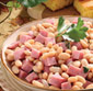 Picture of Ham & Beans with Cornbread