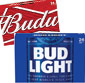 Picture of Budweiser or Bud Light Beer