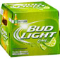 Picture of Bud Light Orange or Lime Beer