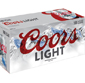 Picture of 18 Pk. Coors or Budweiser