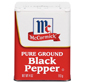 Picture of McCormick Pure Ground Black Pepper