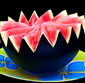 Picture of Yumi Organic Black Seedless Watermelon