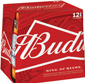 Picture of 12 Pk. Budweiser Beer