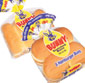 Picture of Bunny Hamburger or Hotdog Buns