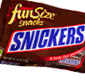 Picture of Snickers or Milky Way Fun Size Candy