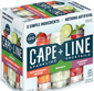Picture of 6 Pk. Cape Line Sparkling Cocktails