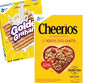 Picture of General Mills Cereal, Gushers, Roll-Ups, Fruit by the Foot & Shapes Fruit Snacks