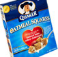Picture of Quaker Oatmeal Squares Cereal