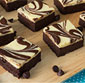Picture of The Father's Table Brownie Cheesecake