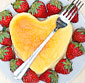 Picture of Chuckanut Bay Heart Shaped Cheesecakes