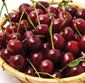 Picture of Dark Red Cherries