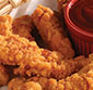 Picture of Tyson Hot & Spicy Hand Breaded Chicken Strips