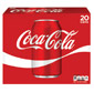 Picture of 20 Pk. Coca-Cola Beverages