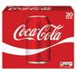 Picture of 20 Pk. Coca-Cola Beverages