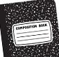 Picture of Top Flight Composition Book