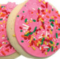 Picture of Lofthouse Valentine Frosted Cookies