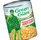 Picture of Green Giant Corn or Green Beans