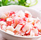 Picture of Dominic's Imitation Crab Meat