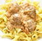 Picture of Swedish Meatballs with Egg Noodles