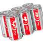 Picture of Coke Products Slim Cans