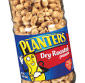 Picture of Planters Dry Roasted Peanuts