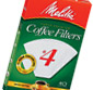 Picture of Melitta Coffee Filters