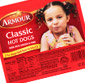 Picture of Armour Classic Meat Hot Dogs