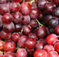 Picture of Plump & Sweet Red or White Seedless Grapes