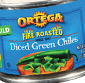 Picture of Ortega Fire Roasted Diced Green Chiles