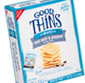 Picture of Nabisco Snack Crackers, Triscuit, Ritz, Flavor Originals or Wheat Thins