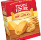 Picture of Keebler Town House Crackers or Famous Amos Cookies