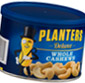 Picture of Planters Lightly Salted Cashews or Mixed Nuts