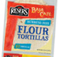 Picture of Reser's Baja Cafe Flour Tortillas