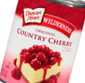 Picture of Wilderness Original Cherry or More Fruit Apple Pie Filling & Topping