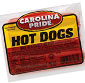 Picture of Carolina Pride Hot Dogs