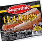Picture of Sugardale Hot Dogs