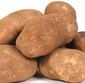 Picture of Michigan Russet Potatoes