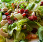 Picture of Kale, Cranberry, Pear & Poppyseed Dressing Salad