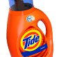 Picture of Tide 2X Liquid Laundry Detergent or Pods