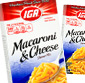 Picture of IGA Macaroni & Cheese Dinner Mix