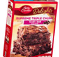 Picture of Betty Crocker Brownie or Cookie Mix