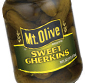 Picture of Mt. Olive Sweet Gherkins
